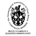 Logo for The Gemmological Association of Great Britain