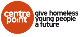 Centrepoint homeless charity