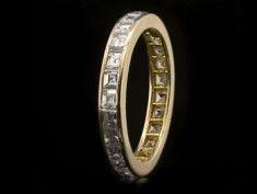 Eternity Rings: Eternally appealing