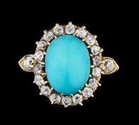 Turquoise: December Birthstone and Striking Winter Jewel