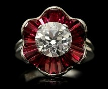 Ruby Coronet Cluster Development over 200 Years.