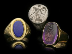 The illustrious history of signet rings