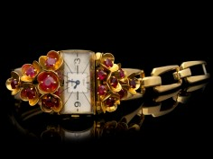 Cartier in Motion Exhibition: The evolution of time