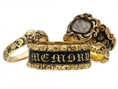 Exploring Memento Mori Jewellery on All Hallow's Eve