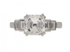Cutting Edge: The History Of The Asscher Cut.