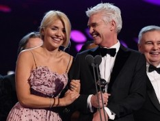 Holly Willoughby showcases Tiffany & Co from Berganza