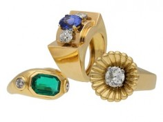 The Bold & the Beautiful - In celebration of 1940s jewellery