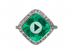 Emeralds unearthed - The History of Emeralds