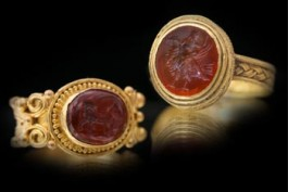 Intaglio rings: A History of Gemstone Engraving