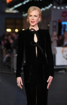 Nicole Kidman Shines in Berganza Jewels at 60th London Film Festival