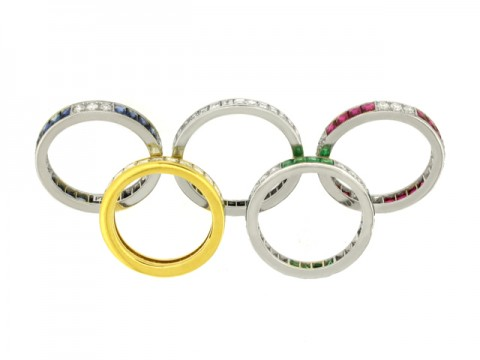 The History of the Olympic Rings