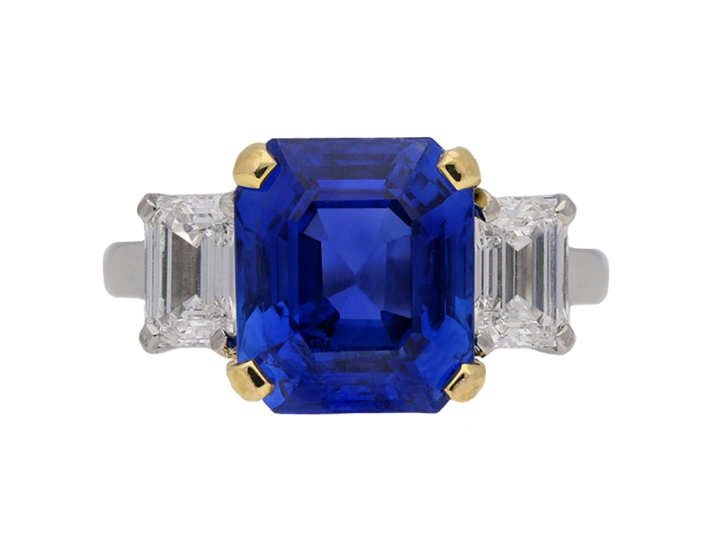 and auction at ever sold sapphires kashmir most burmese ring diamond sapphire amazing acution top blog star of the