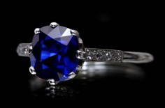 The Unparalleled Beauty of a Kashmir Sapphire