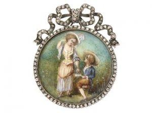 Jewellery after the French Revolution: 'Liberté, égalité, fraternité'