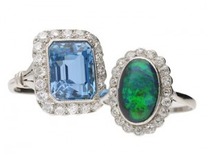 Opals and Aquamarines: The Alluring Birthstones of October