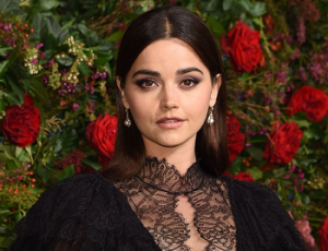 Jenna Coleman dazzles in jewels from Berganza