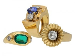 The Bold and the Beautiful - In celebration of 1940s jewellery