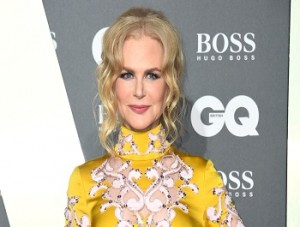 Nicole Kidman Turns Heads In Jewels From Berganza
