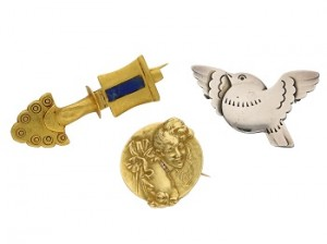 Pinning Down the History of Brooches
