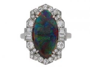 Opal: The Physical Manifestation of a Rainbow