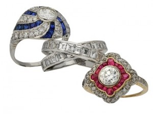 Continuous colour: The beauty of channel set and invisibly set jewellery