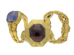 Medieval rings: A fascinating glimpse of a bygone era.