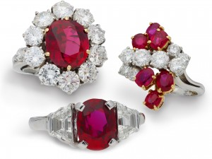 The ravishing beauty of rubies