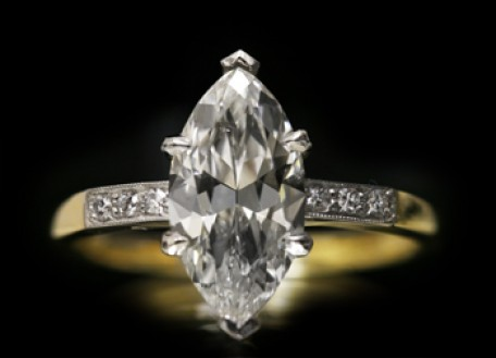 Marvellous Marquise Diamonds