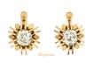 alt='Antique diamond earrings, circa 1860.'