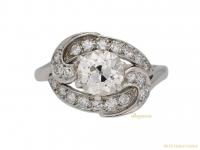 front-ornate-diamond-cluster-ring-berganza-hatton-garden