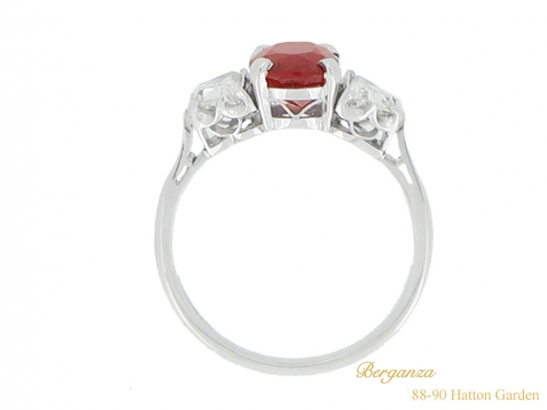 back-view-Pigeon-Blood-Burmese-ruby-and-diamond-ring,-circa-1935.-berganza-hatton-garden