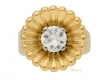 alt='front-view-antique-yellow-gold-diamond-ring-berganza-hatton-garden'