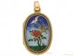 alt='front-view-Enamel-and-Shakudo-locket,-circa-1895-berganza-hatton-garden '