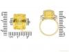 size-view-Yellow-sapphire-and-diamond-ring,-circa-1950.-hatton-garden-berganza