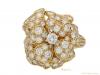 front-view-Van-Cleef-Arpels-diamond-ring-hatton-garden-berganza