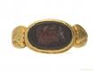 alt='front-view-Ancient-Roman-Jupiter-intaglio-signet-ring,-circa-1st-3rd-century-AD.-berganza-hatton-garden'