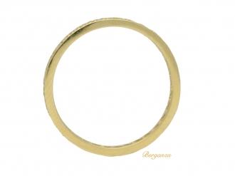 antique-yellow-gold-diamond-eternity-ring-berganza-hatton-garden
