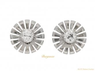 front-view-Art-Deco-diamond-earrings-berganza-hatton-garden