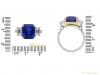 size-view-Vintage-sapphire-diamond-ring-berganza-hatton-garden