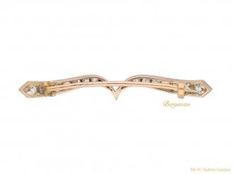 front-view-Antique-diamond-set-brooch-berganza-hatton-garden