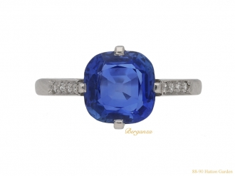 front-Burmese-sapphire-diamond-ring-berganza-hatton-garden
