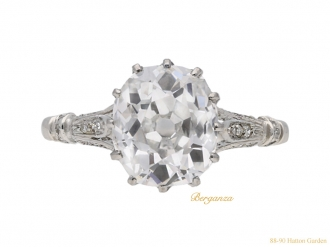 front-view-Art-Deco-diamond-ring-berganza-hatton-garden