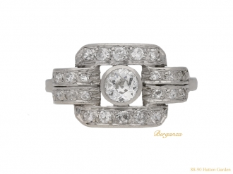 front-view-art-deco-diamond-engagement-ring-hatton-garden-berganza