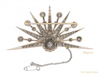 front-view-antique-diamond-brooch-berganza-hatton-garden