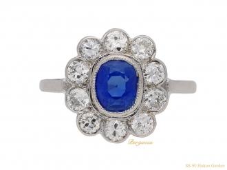 front-veiw-kashmir-sapphire-diamond-ring-berganza-hatton-garden