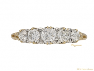 front-view-Victorian-diamond-ring-berganza-hatton-garden