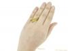 hand-Ancient-Egyptian-snake-ring-berganza-hatton-garden