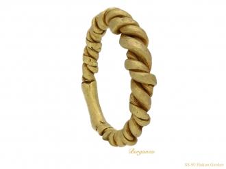 front-ancient-viking-ring-berganza-hatton-garden