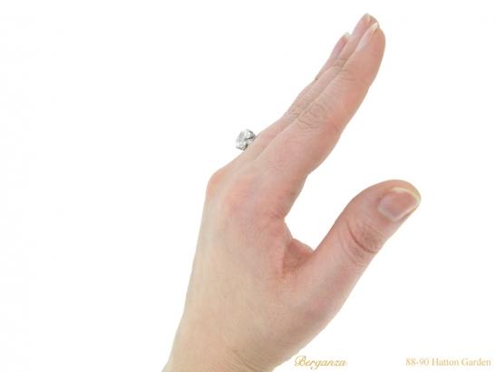 hand-antique-diamond-ring-berganza-hatton-garden