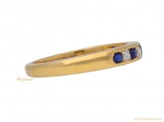 front-oscar-heyman-sapphire-diamond-ring-berganza-hatton-garden